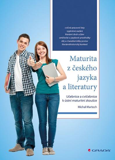Maturita z českého jazyka a literatury - - Michal Martoch