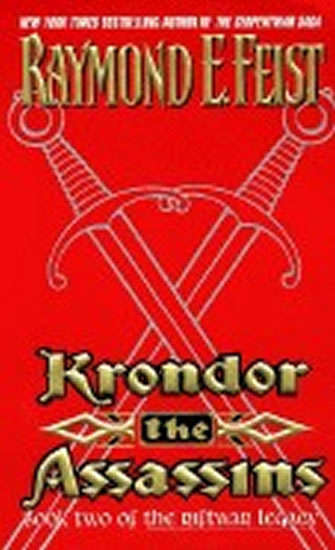 Krondor: The Assassins : Book Two of the