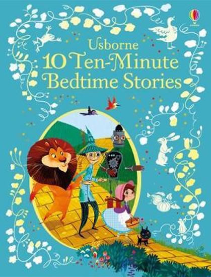 10 Minutes Bedtime Stories