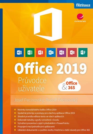 Office 2019 - Průvodce uživatele - Rudolf, Josef Pecinovský, Pecinovský