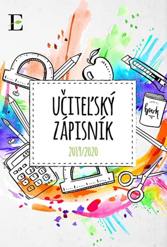 Učiteľský zápisník 2019/2020