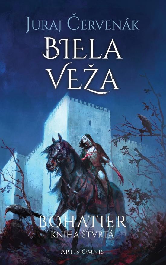 Biela veža (Bohatier-kniha štvrtá) - Juraj Červenák