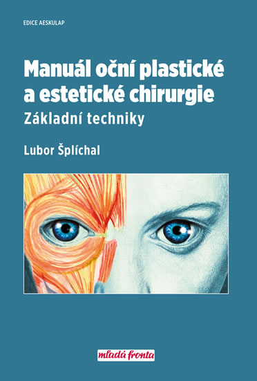 Manuál oční plastické a estetické chirur - Lubor Šplíchal