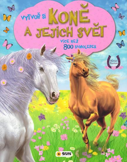 Vytvoř si - Koňe a jejich svět - 800 sam