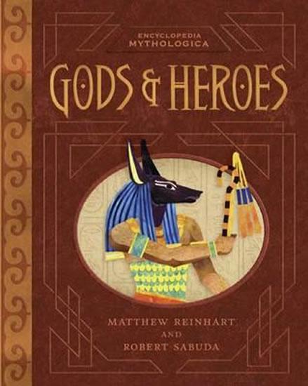 Encyclopedia Mythologica: Gods and Heroe