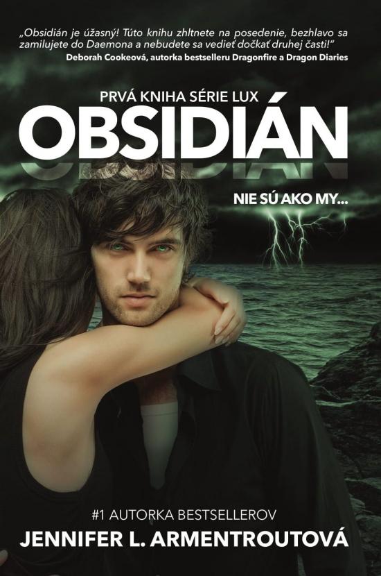 Obsidián - Jennifer L. Armentrout