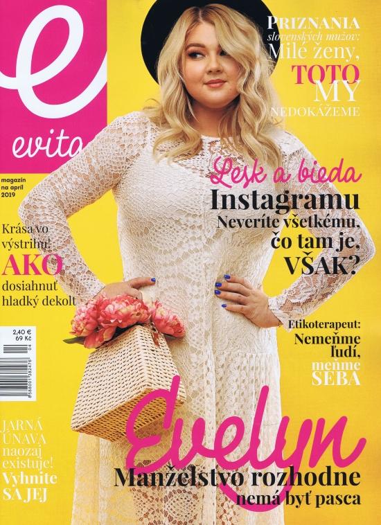 Evita magazín 04/2019