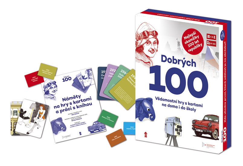 Dobrých 100 – Zábavné vědomostní hry s k - Nina Rutová