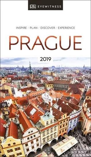 Prague 2019 - DK Eyewitness Travel Guide