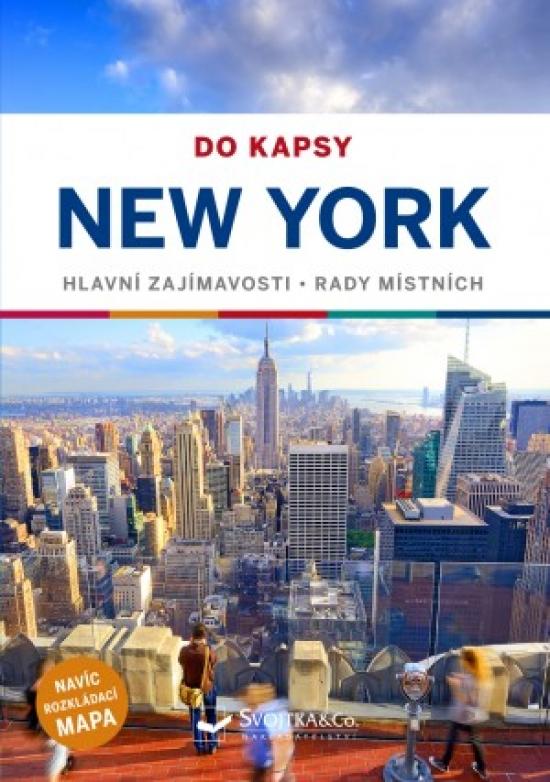Sprievodca New York do kapsy
