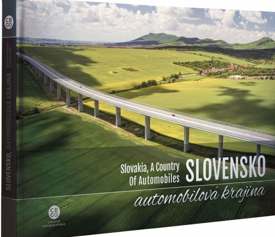 Slovensko, automobilová  krajina - Slovakia, A Country Of Automobiles