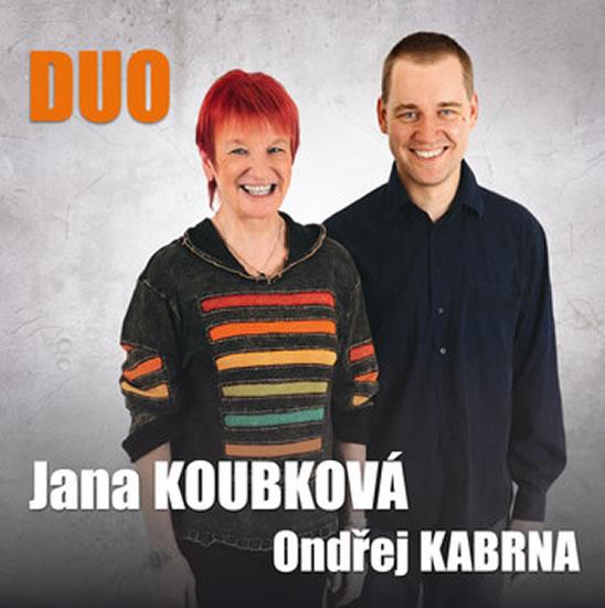 Duo - CD - Jana Koubková, Ondřej Kabrna