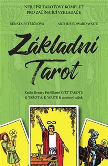 Základní tarot (kniha + sada karet) - Renata Petříčková