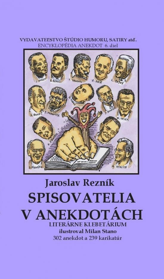 Spisovatelia v anekdotách