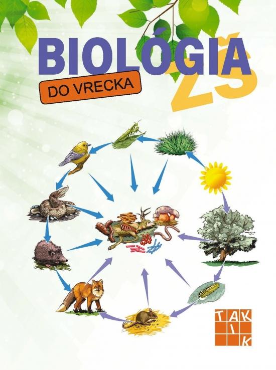 Biológia do vrecka - Danica Božová