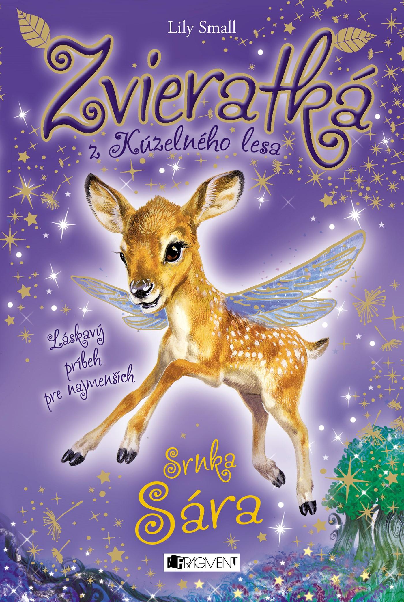 Zvieratká z Kúzelného lesa – Srnka Sára - Lily Small