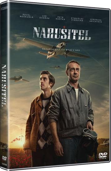 Narušitel - DVD
