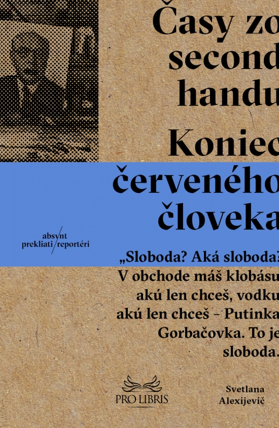 Časy zo second-handu (pevná) - Svetlana Alexijevič