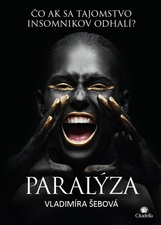 Paralýza - Vladimíra Šebová