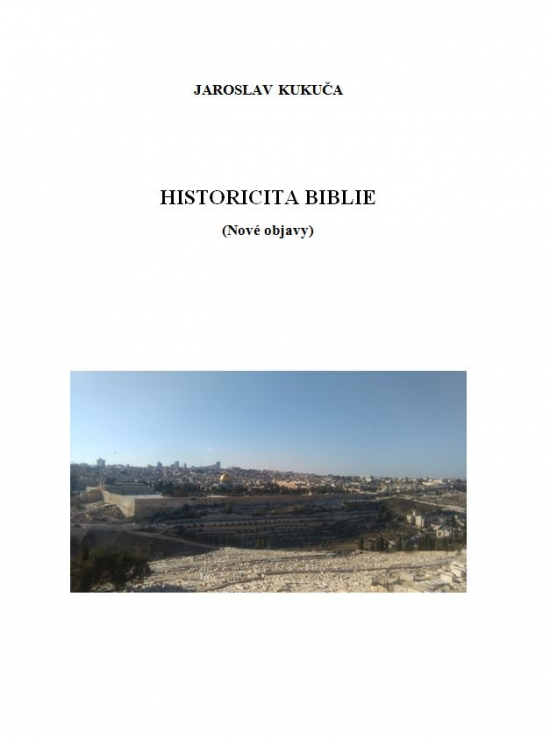 Historicita Biblie (Nové objavy)