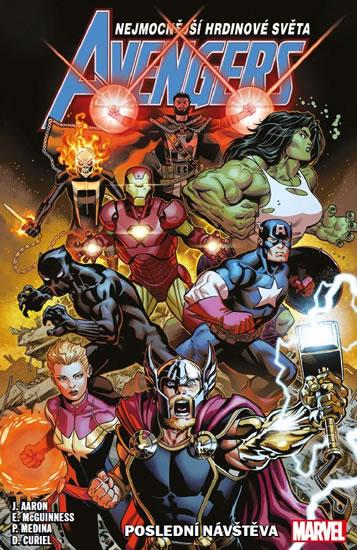 Avengers - Poslední návštěva - Jason Aaron, Ed McGuinness
