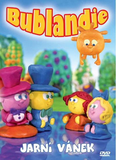Bublandie: Jarní vánek - DVD