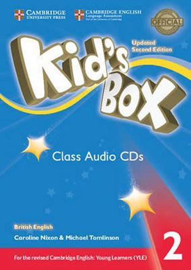 Kid s Box Level 2 Updated 2nd Edition: C - Caroline Nixon