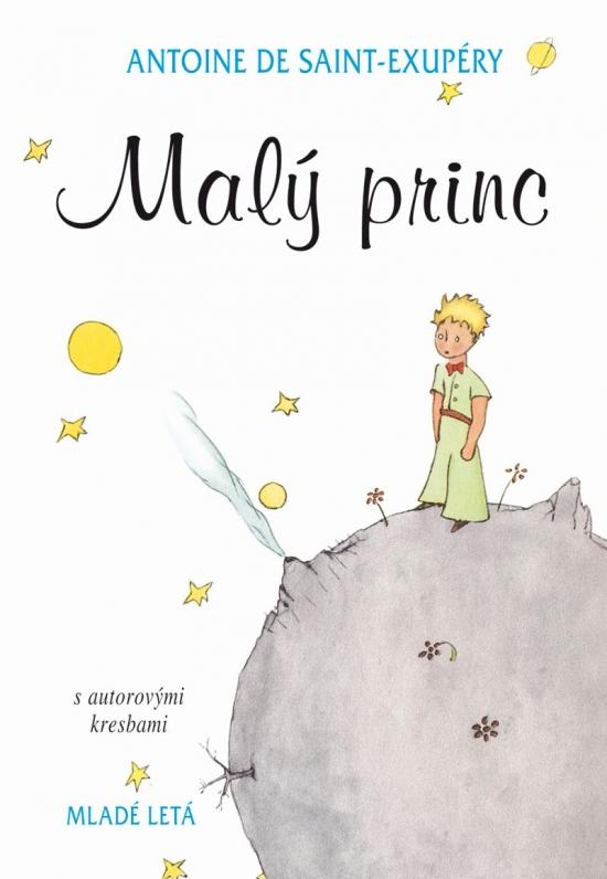 Malý princ s autorovými kresbami, 14.vyd.