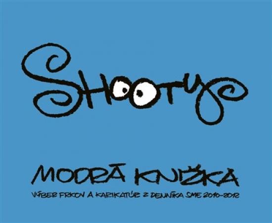 Shooty: Modrá knižka