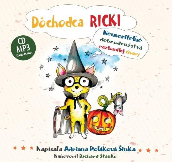 Dôchodca Ricki ( audiokniha )