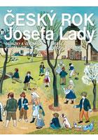 Český rok Josefa Lady - Obrázky a vzpomí