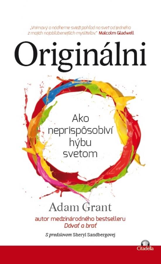 Originálni - Adam Grant