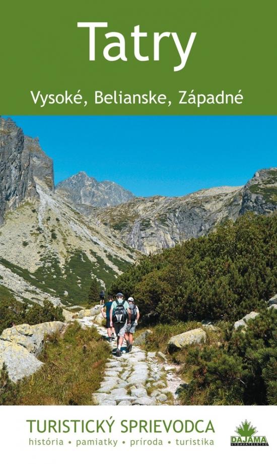 Tatry – turistický sprievodca