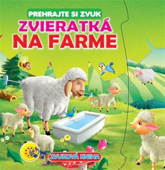 Zvieratká na farme - Prehrajte si zvuk