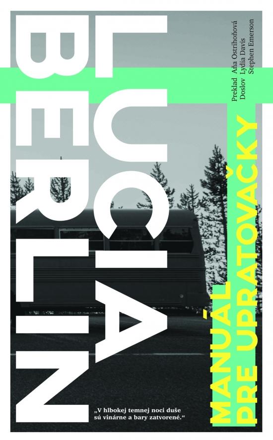 Manuál pre upratovačky - Lucia Berlin