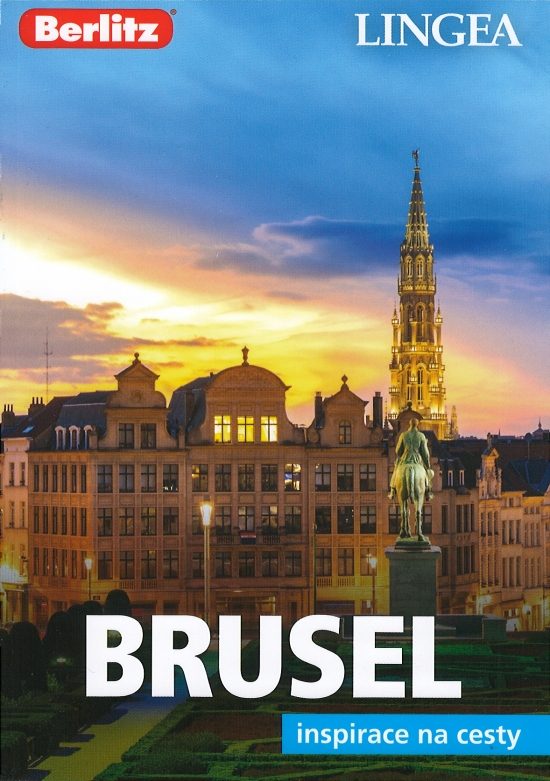 Brusel - inspirace na cesty