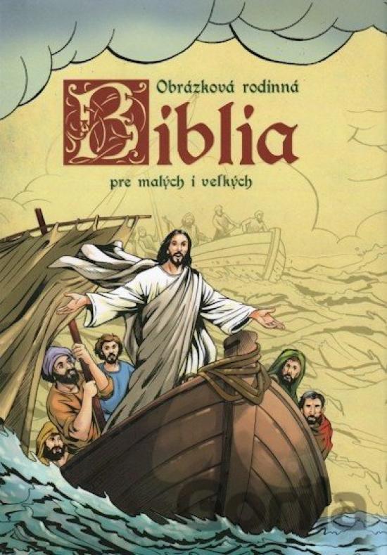 Obrázková rodinná Biblia - Emese Sipos