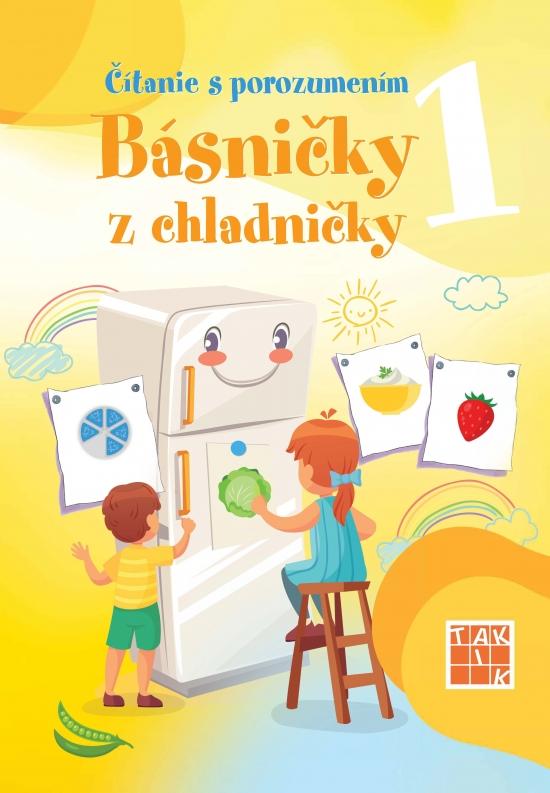 Čítanie s porozumením 1 - básničky z chladničky PZ