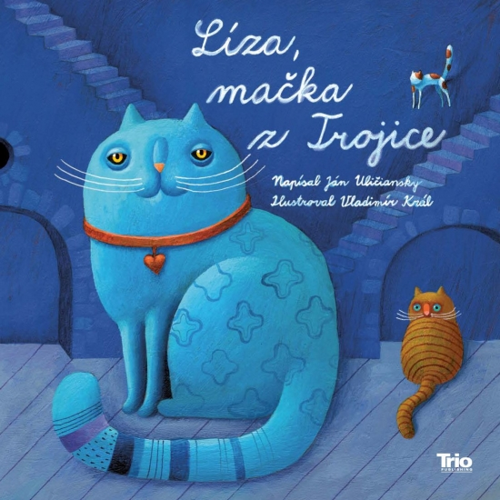 Líza, mačka z Trojice