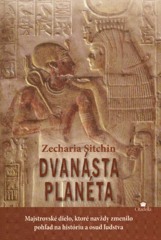 Dvanásta planéta - Zecharia Sitchin