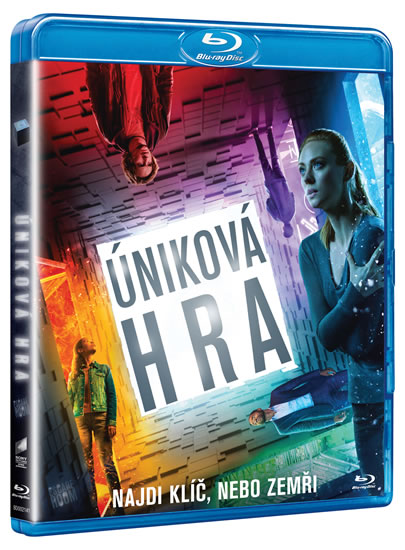 Úniková hra Blu-ray