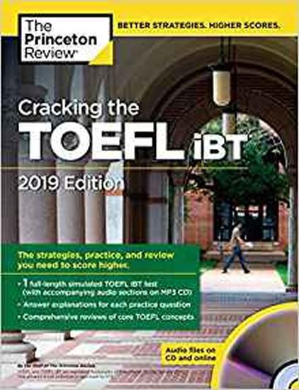 Cracking TOEFL iBT 2019+CD