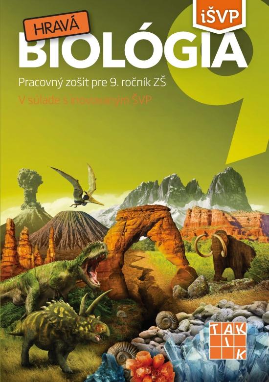 Hravá biológia 9 PZ ( 2.vyd.)