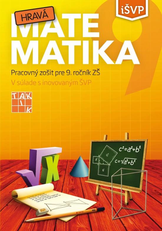 Hravá matematika 9 PZ ( 3.vyd.)
