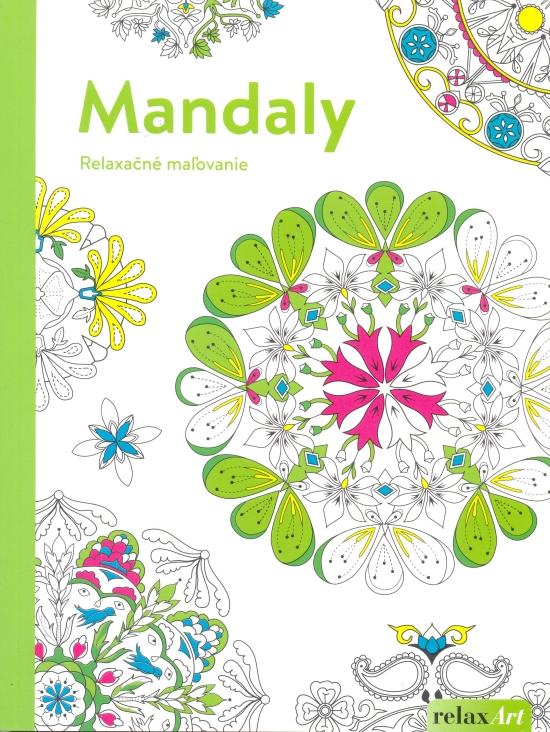 Mandaly - Relaxačné maľovanie