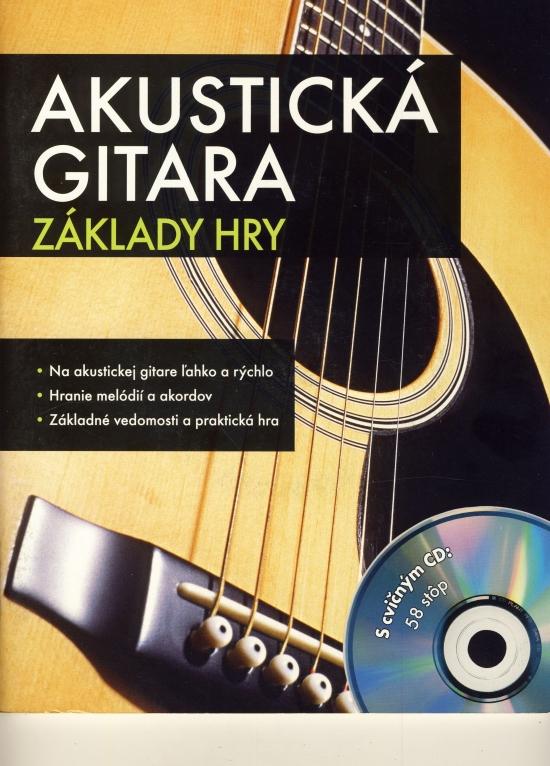 Akustické gitara - základ hry