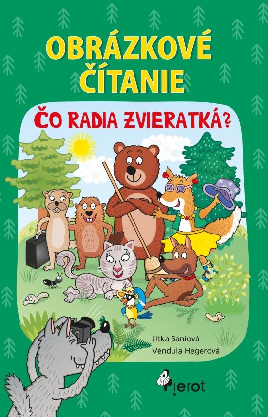 Obrázkové čítanie - Čo radia zvieratká ?