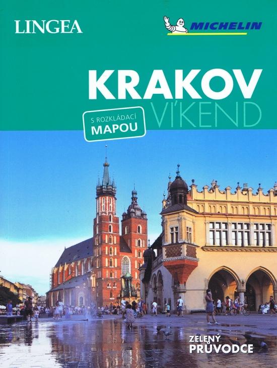 Krakov - víkend...s rozkládací mapou