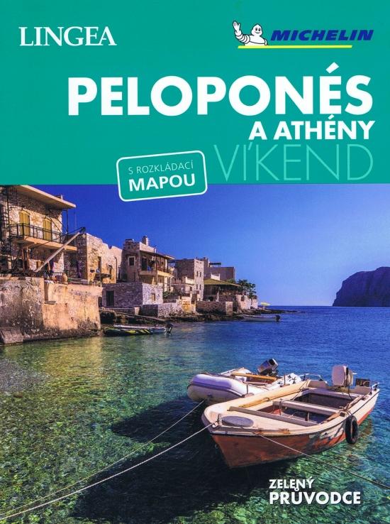 Peloponés a Athény - víkend...s rozkládací mapou