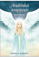 Andělská inspirace (Kniha a 44 karet)